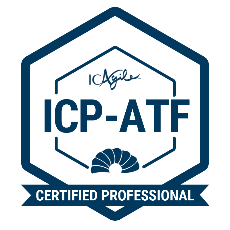 ICP-ATF Certified Professional